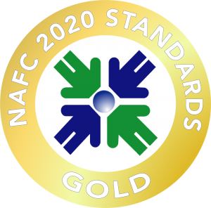National Association of Free and Charitable Clinics Gold standard seal